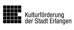 Logo Kulturförderung Erlangen